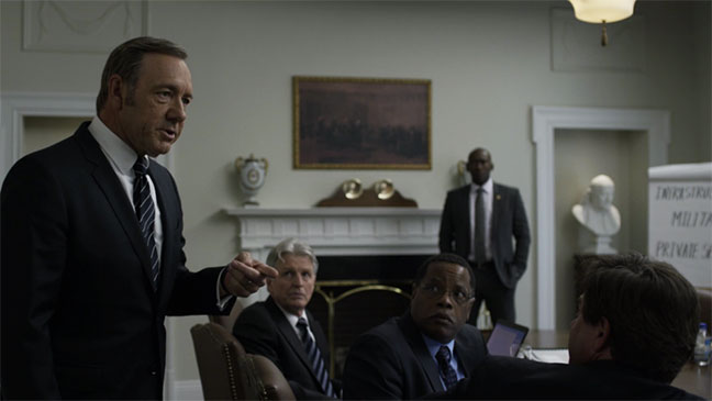 House of Cards Season 3 Spacey Still - H 2015