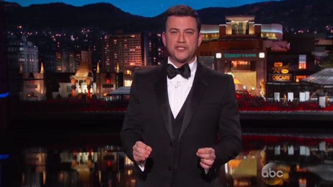 Jimmy Kimmel Oscar Special - H 2015