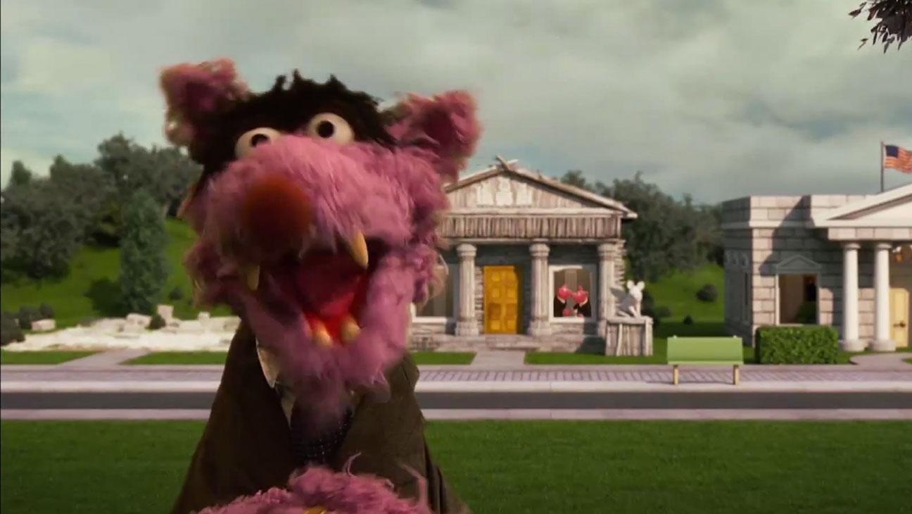 Sesame Street House of Cards Parody - H 2015