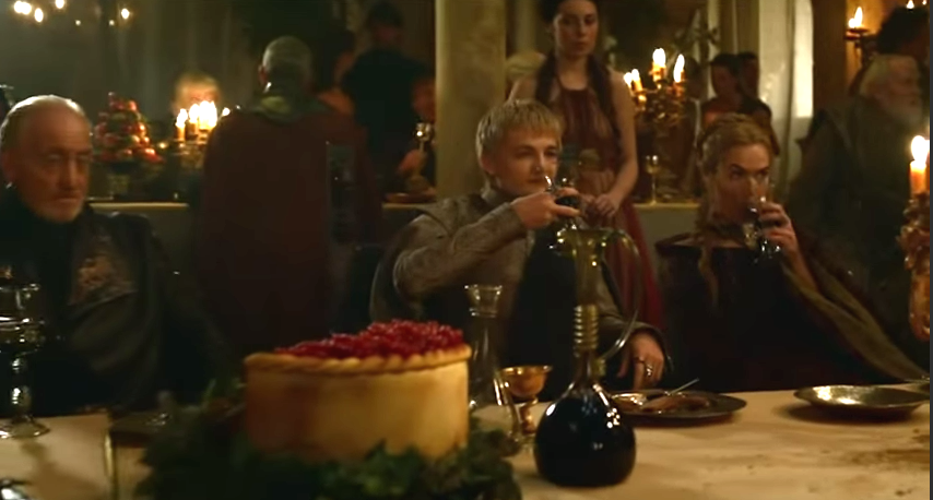 Game of Thrones Banquet H 2015