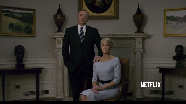 House of Cards Season 3 Teaser Still - H 2015