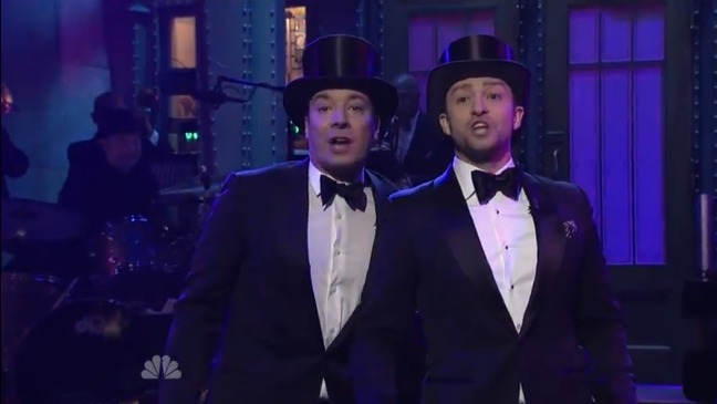 SNL Jimmy Justin Anniversary Cold Open - H 2015