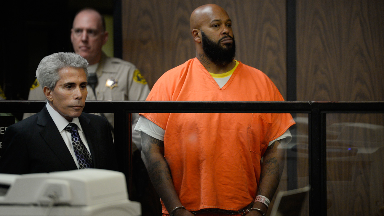 Suge Knight Court Appearance - H 2015