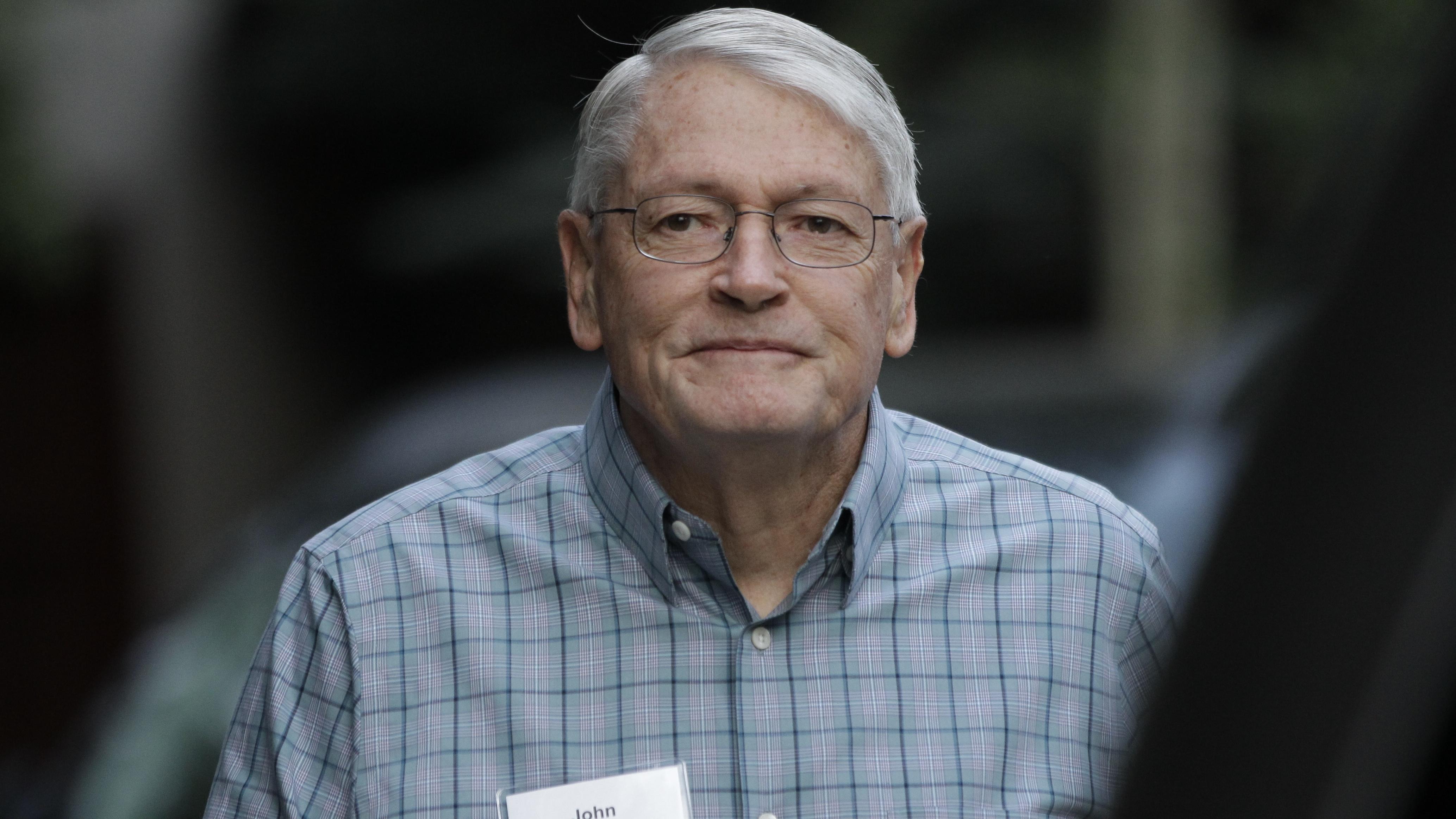 John Malone in 2012 - H 2015