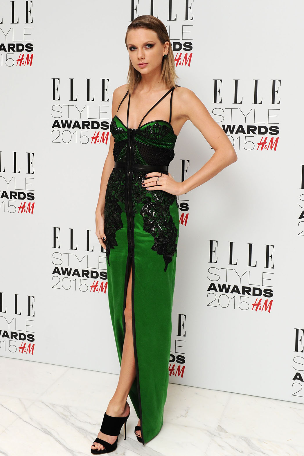 Taylor Swift Elle Style Awards - P 2015