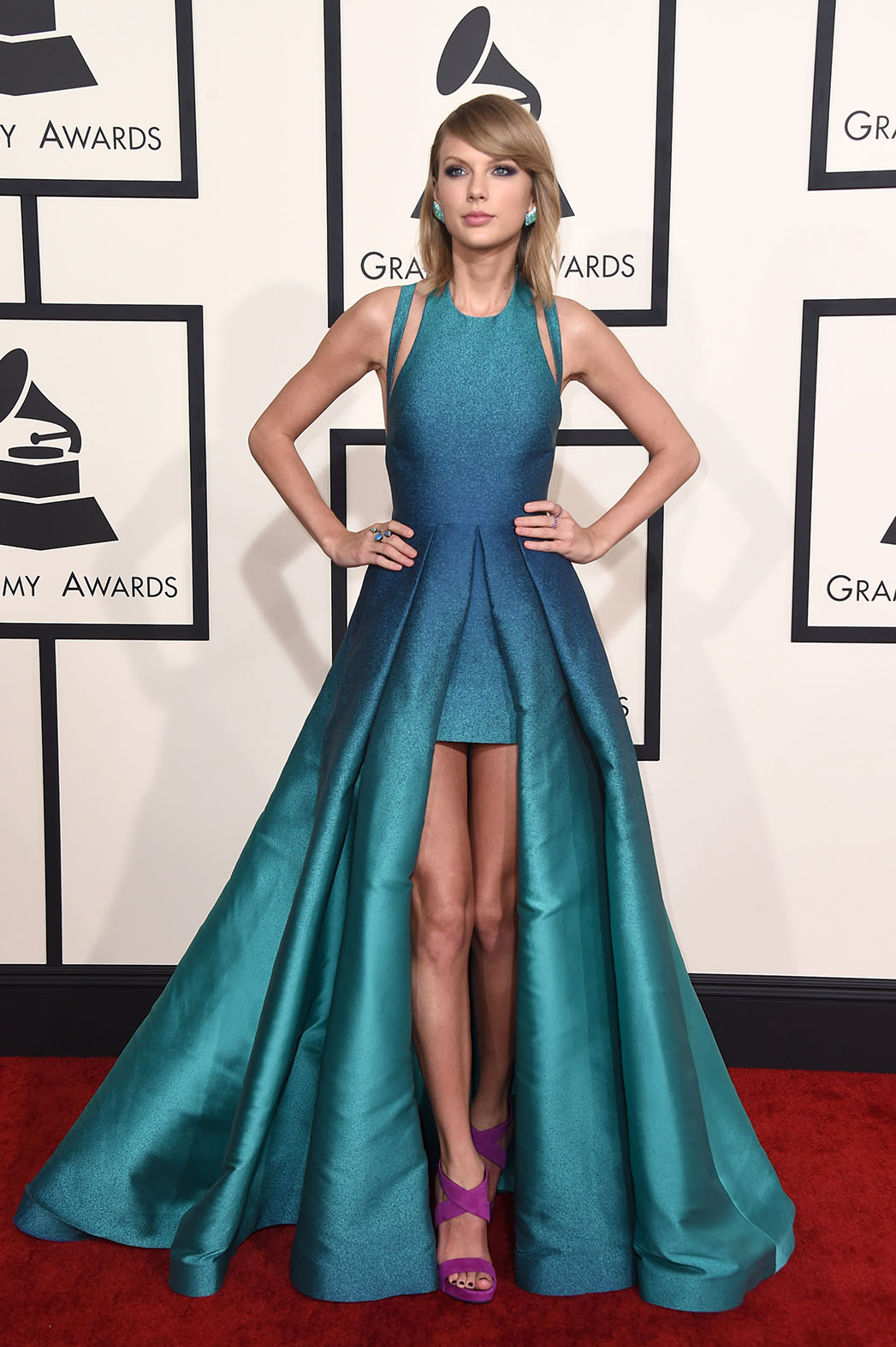 Taylor Swift Shoes Grammys - P 2015