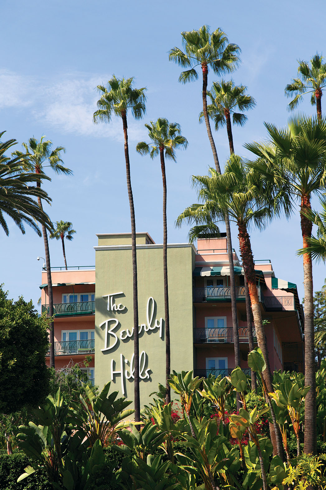 The Beverly Hills Hotel - P 2015