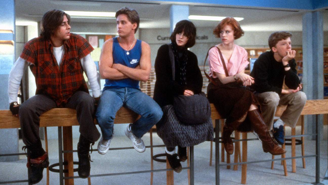 The Breakfast Club Still - H 2015