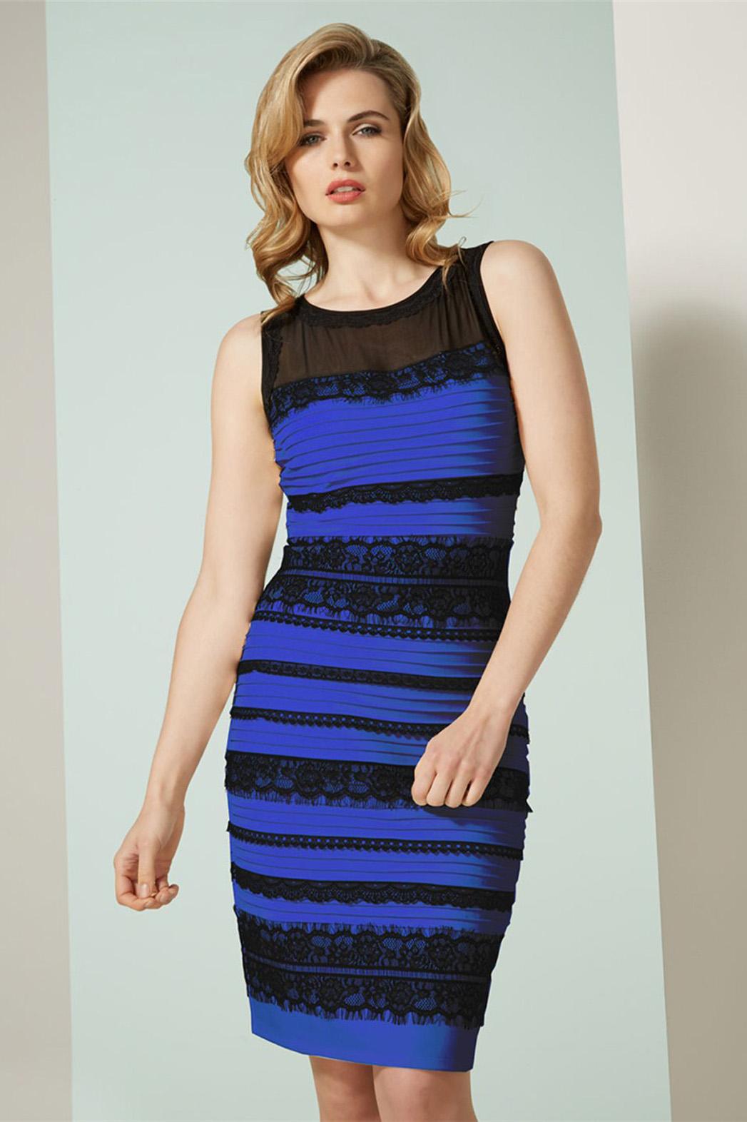 The Dress Blue Black - P 2015