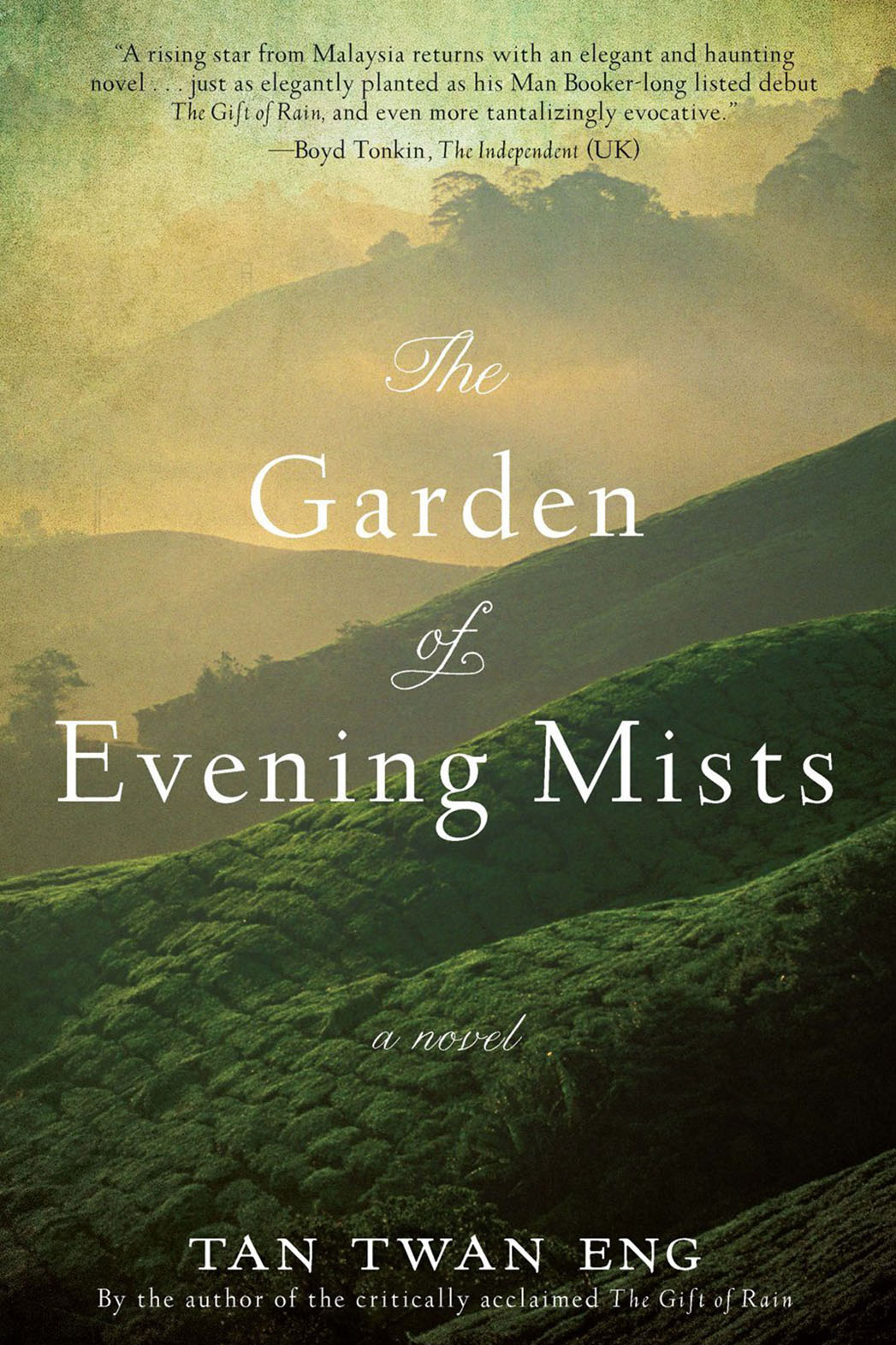 The Garden of Evening Mists - P 2015