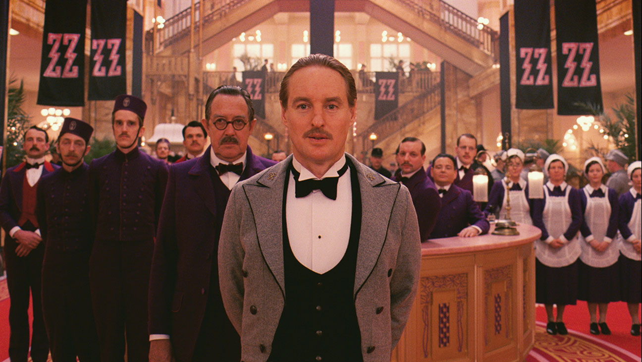 The Grand Budapest Hotel Owen Wilson Still - H 2015