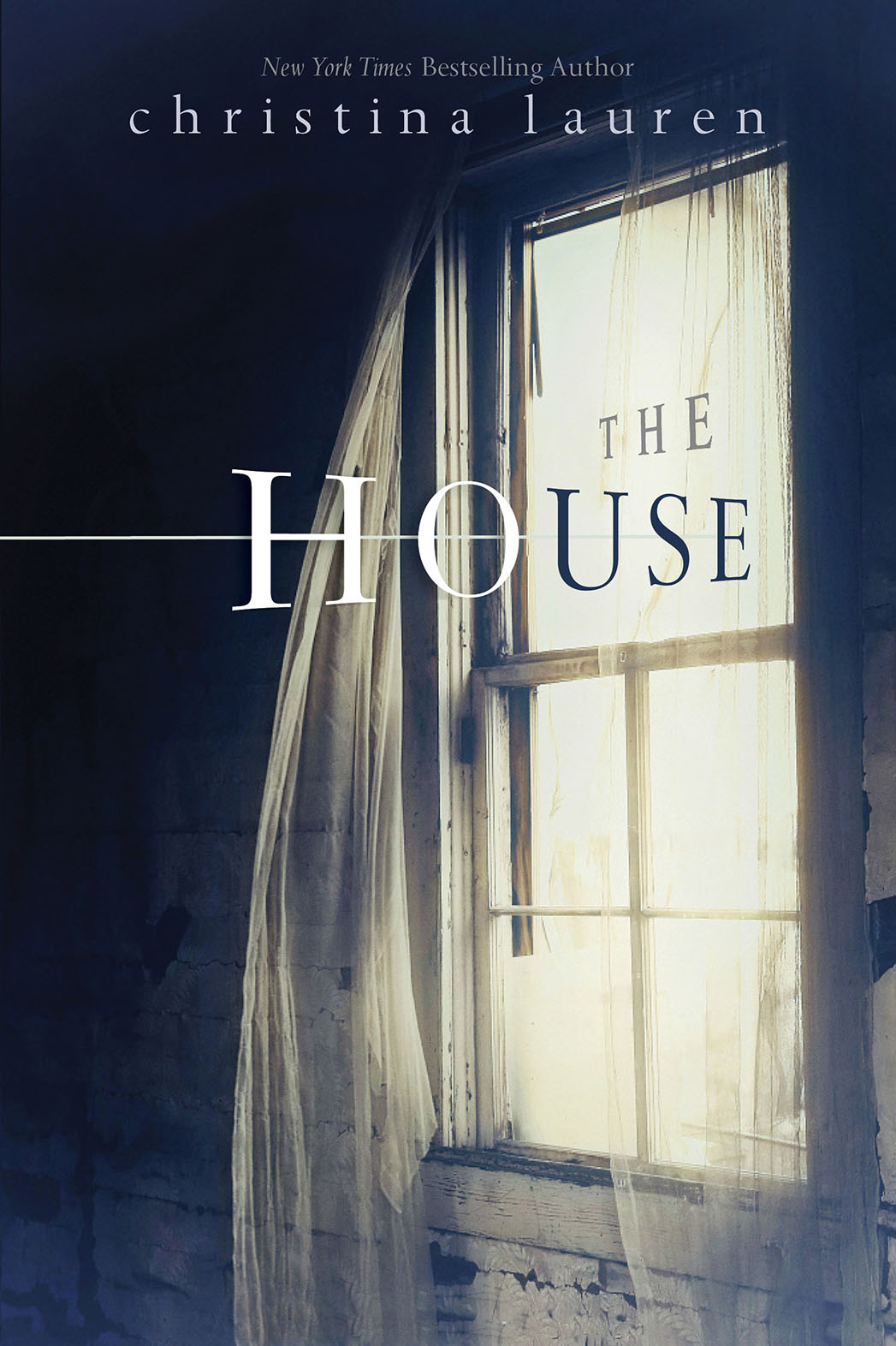 The House Cover - P 2015