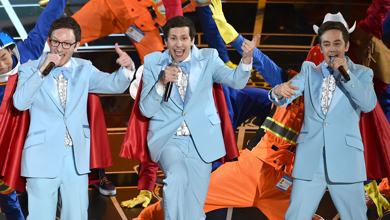 the lonely island Performing Oscars - H 2015