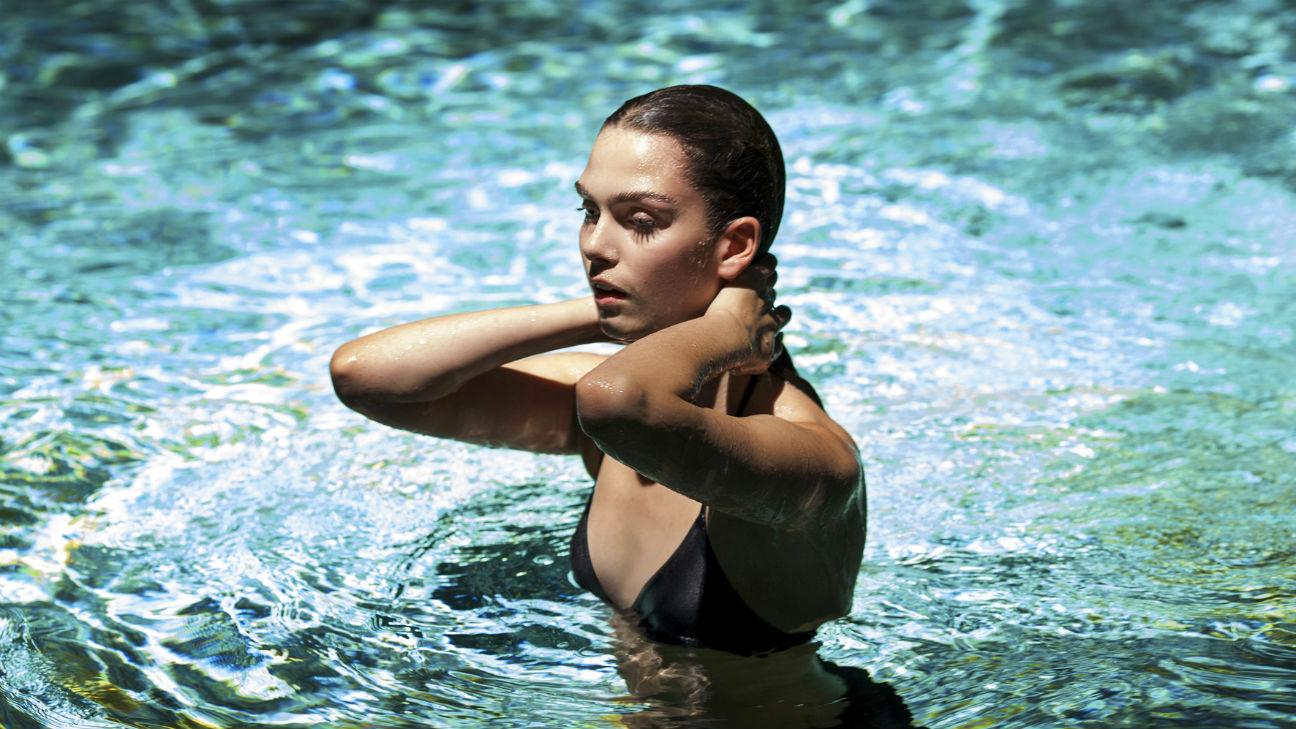 The Model_Maria Palm still 2015