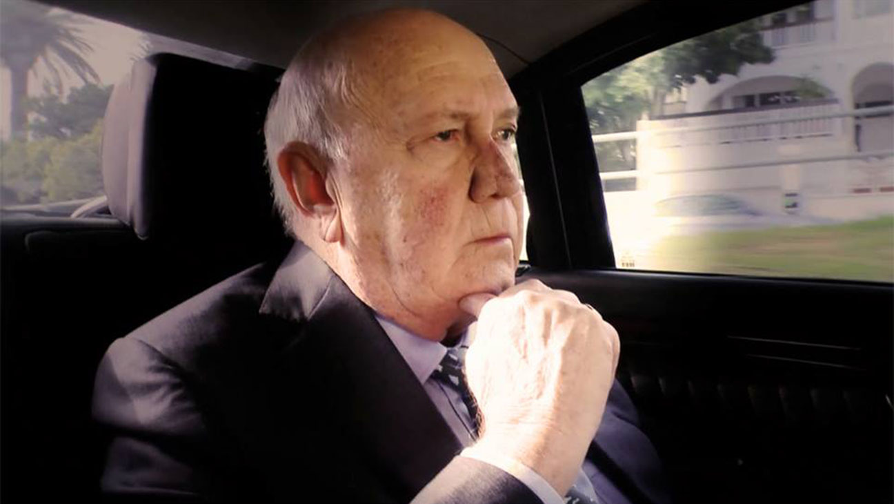 THE OTHER MAN: F.W. DE KLERK AND THE END OF APARTHEID STILL - H 2015
