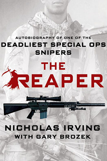 The Reaper Cover - P 2015