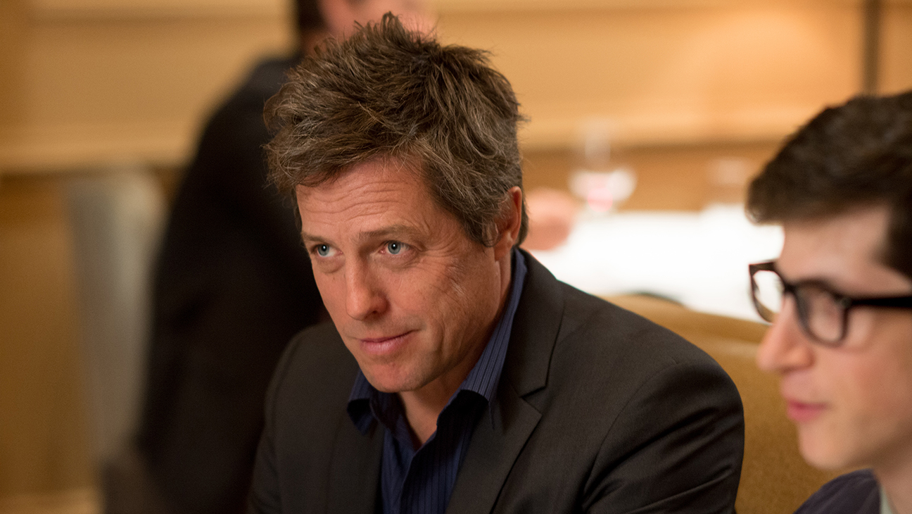 The Rewrite Hugh Grant H 2015