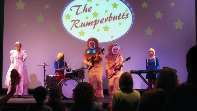 The Rumperbutts - H 2015