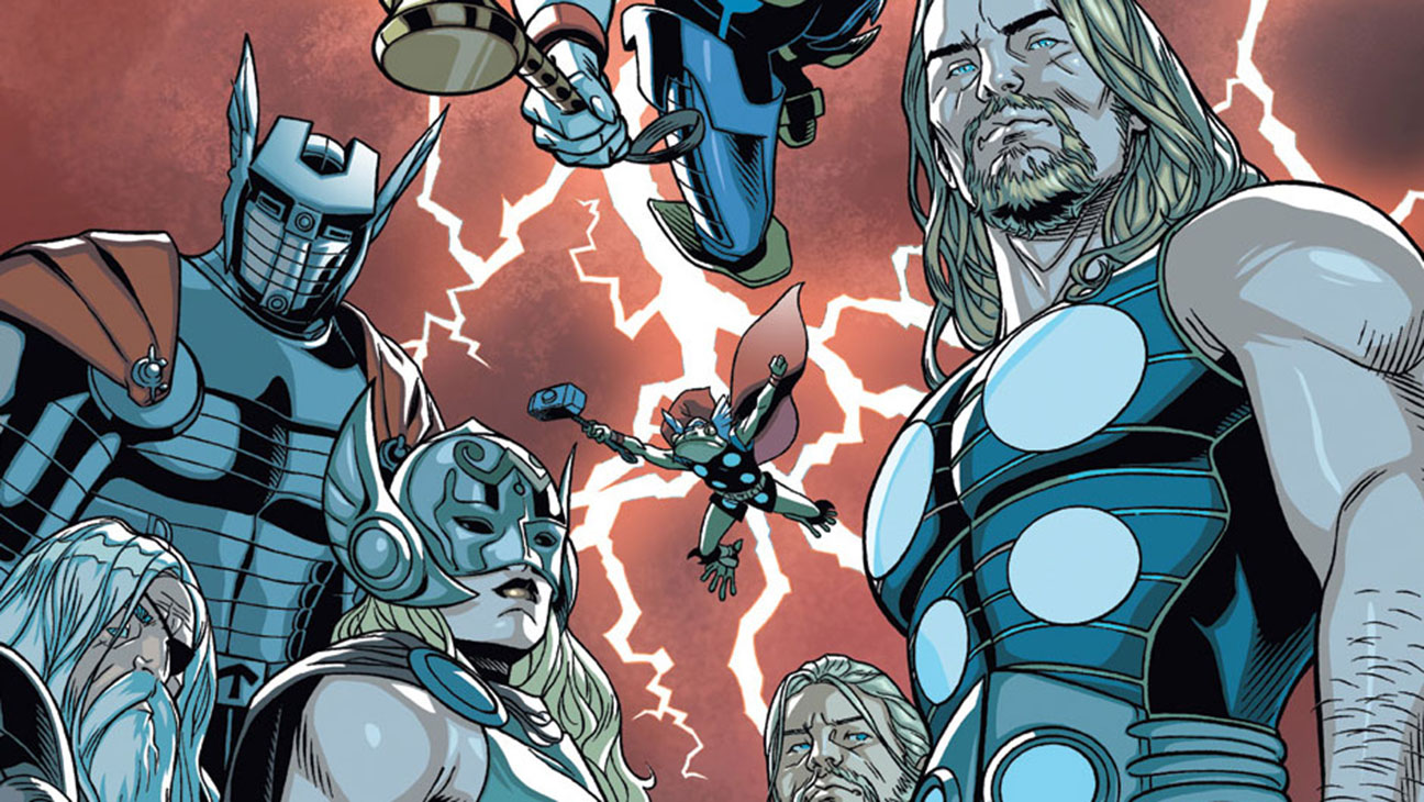 Thors Cover - H 2015