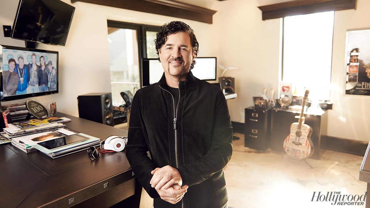 THR Scott Borchetta Exec Suite - H 2015