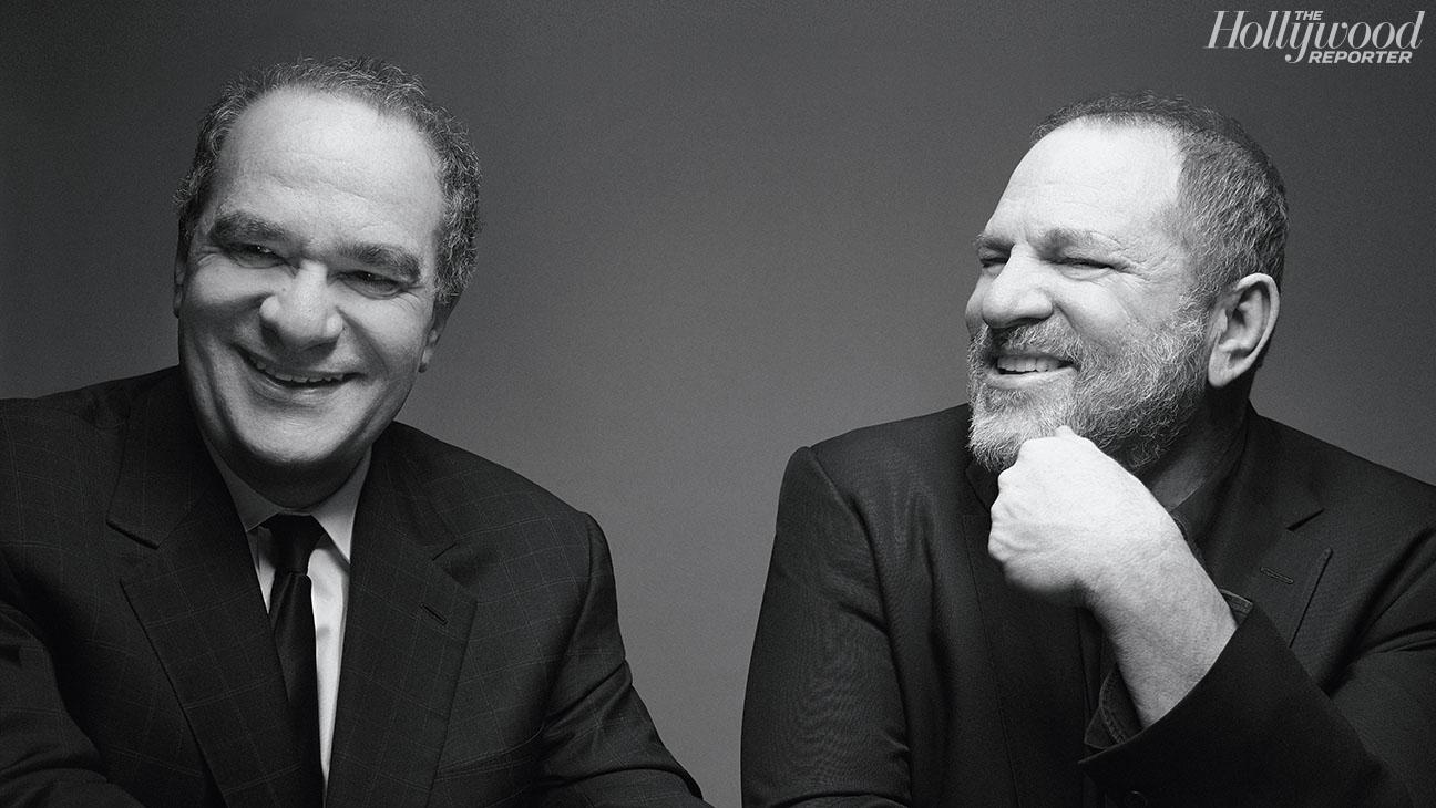 THR Weinstein Brothers - H 2015