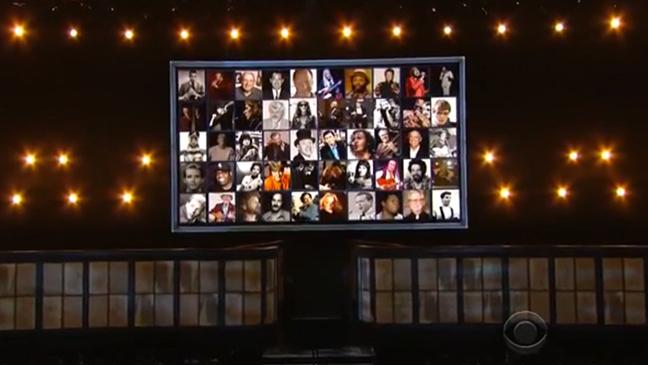 Grammys: In Memoriam Tribute (Video)