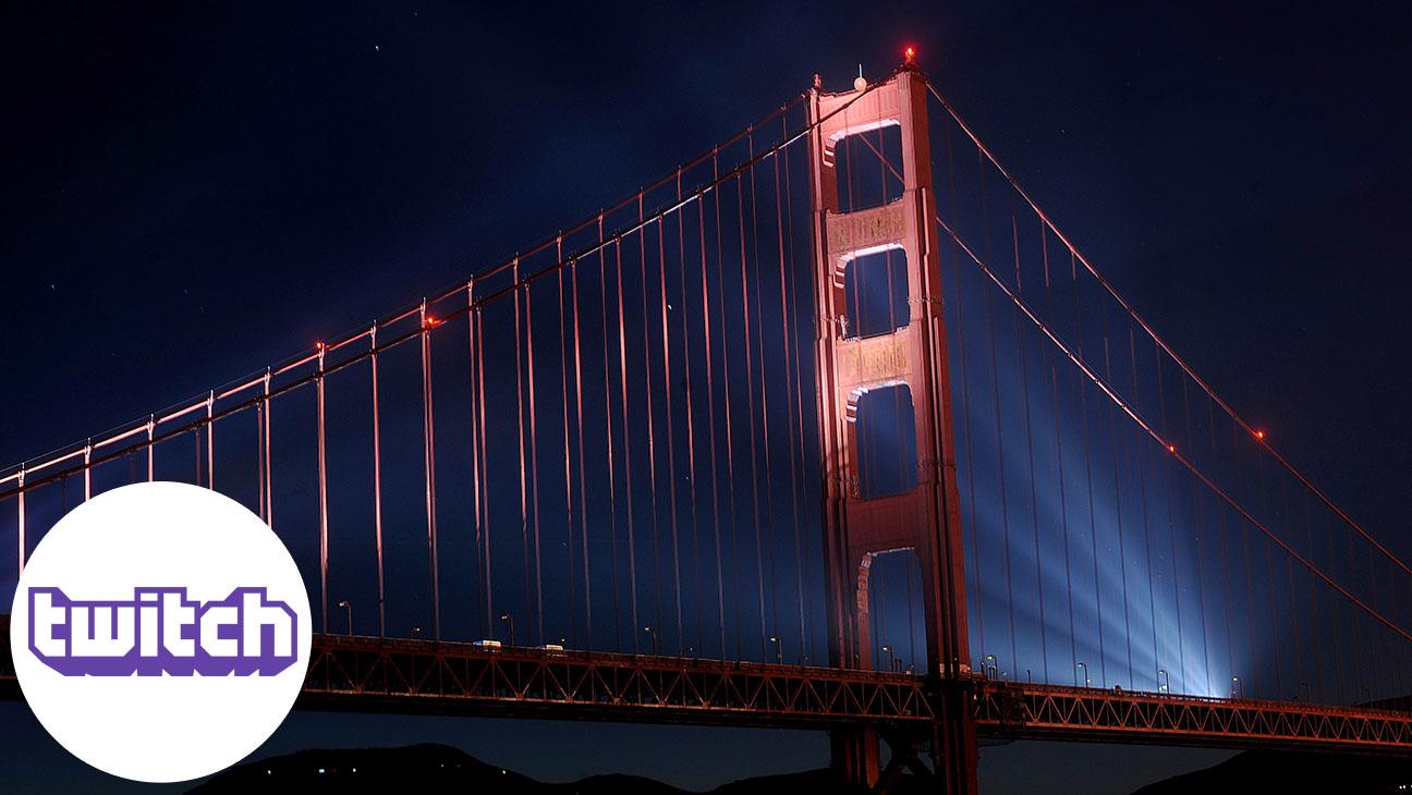 Twitch Golden Gate Bridge - H 2015