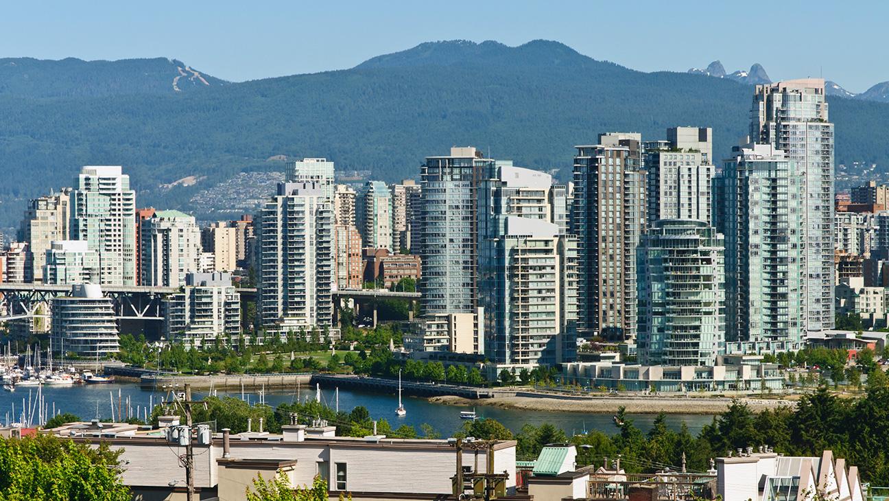 Vancouver Canada - H 2015