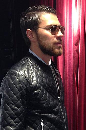 Vitalii Sediuk Beard - P 2015