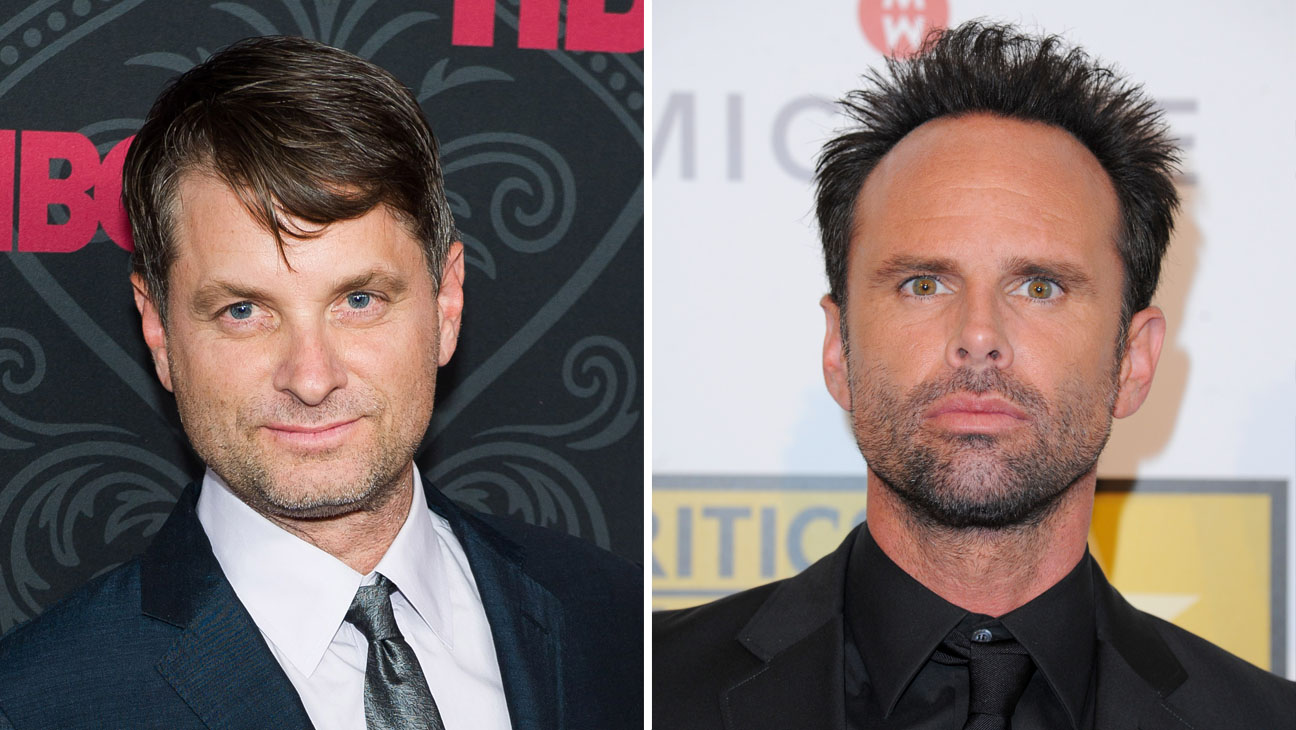 Walton Goggins and Shea Whigham Split - H 2015