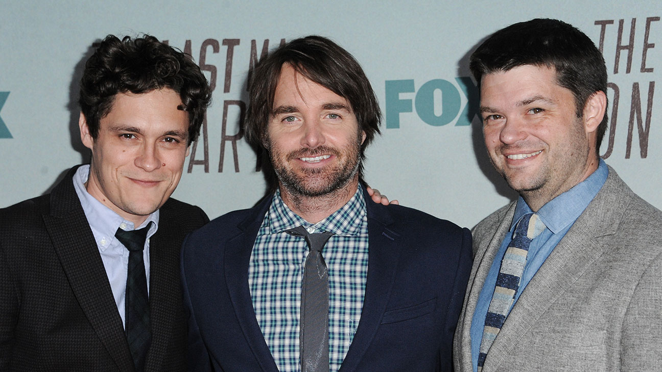 Will Forte Phil Lord and Chris Miller - H 2015