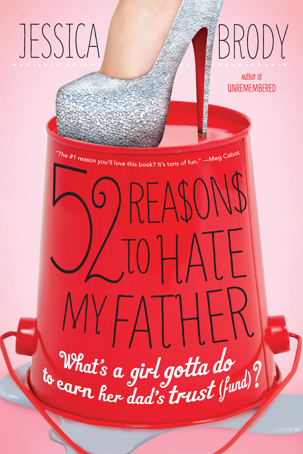 '52 Reasons To Hate My Father' Cover P 2015