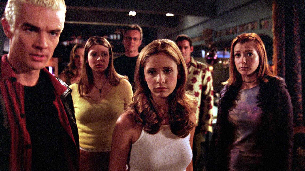 Sarah Michelle Gellar on 'Buffy the Vampire Slayer'