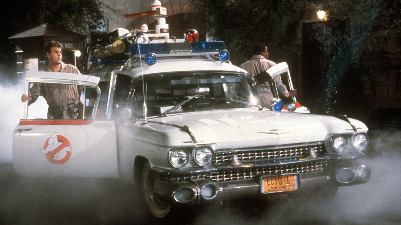Dan Aykroyd's 'Ghostbusters' Hearse