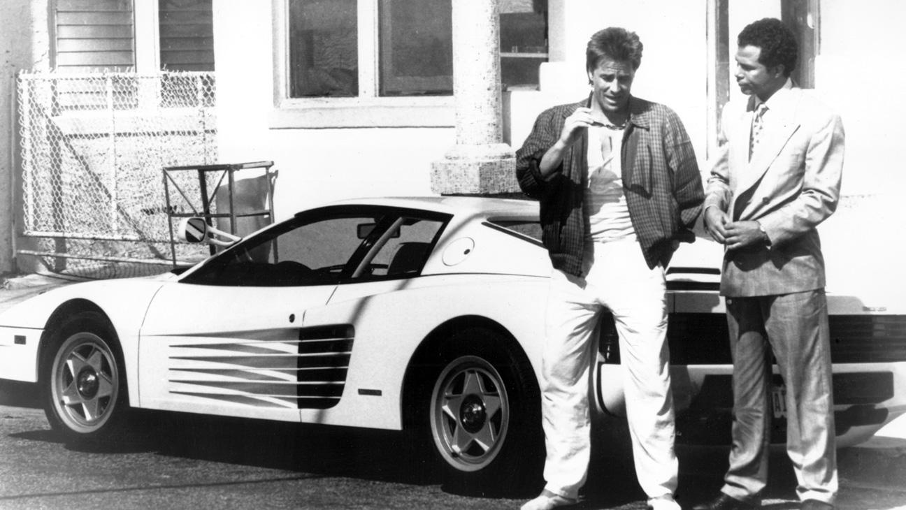 Don Johnson's 'Miami Vice' Testarossa