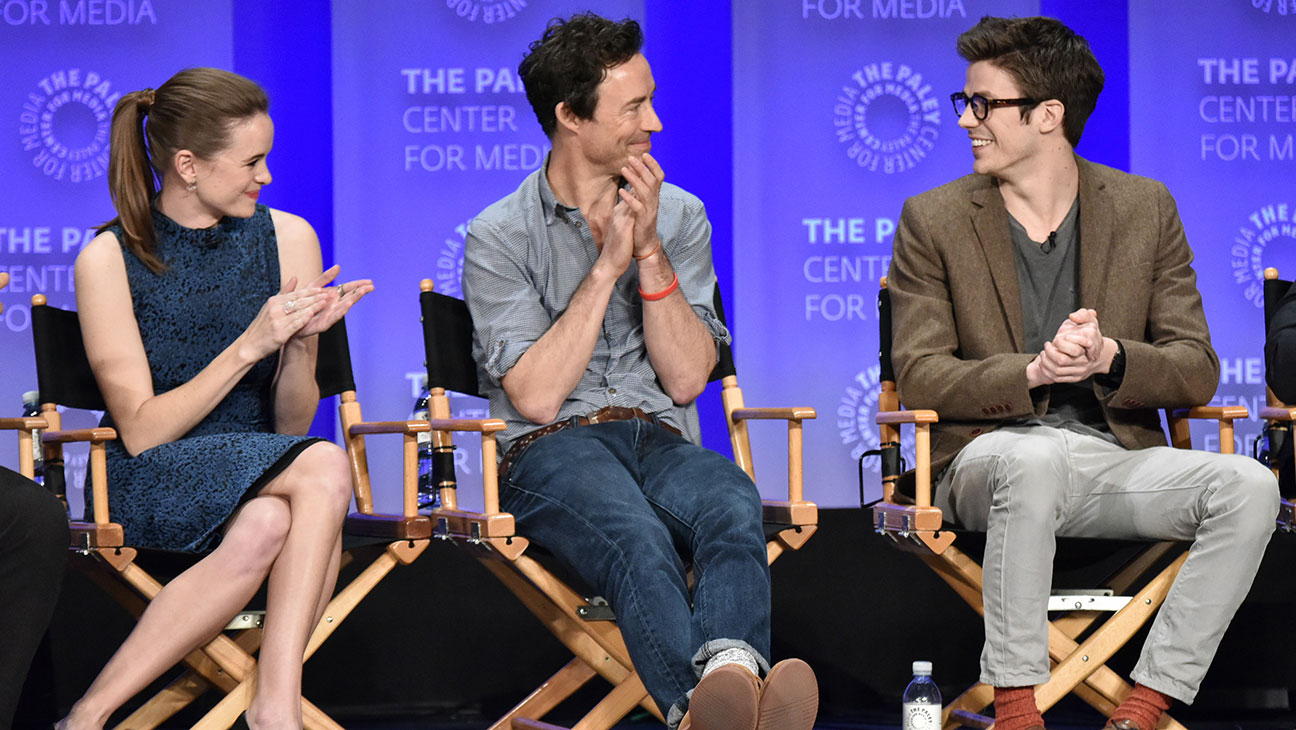 The Flash Paleyfest - H 2015