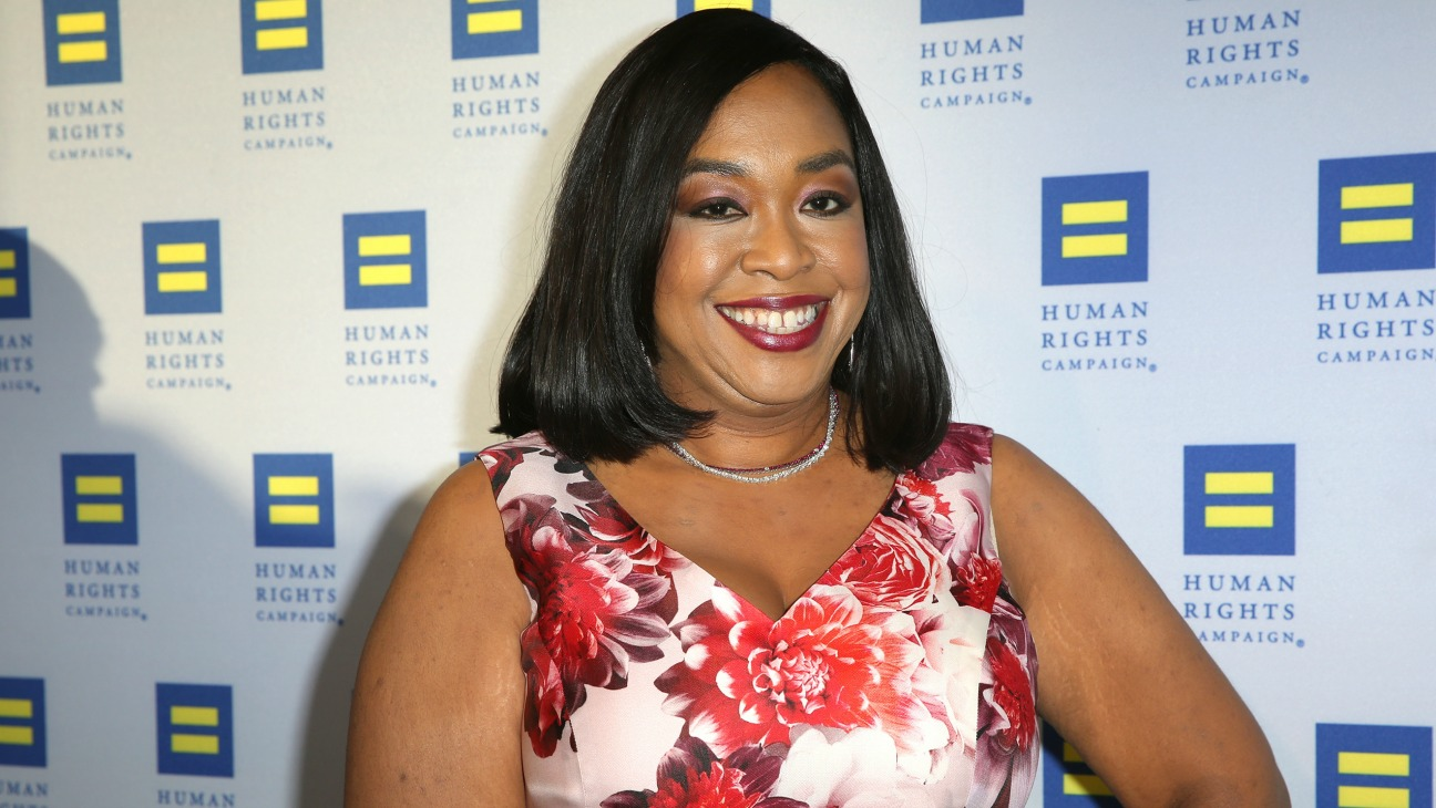 Shonda Rhimes Human Rights Campaign Gala Dinner - H 2015