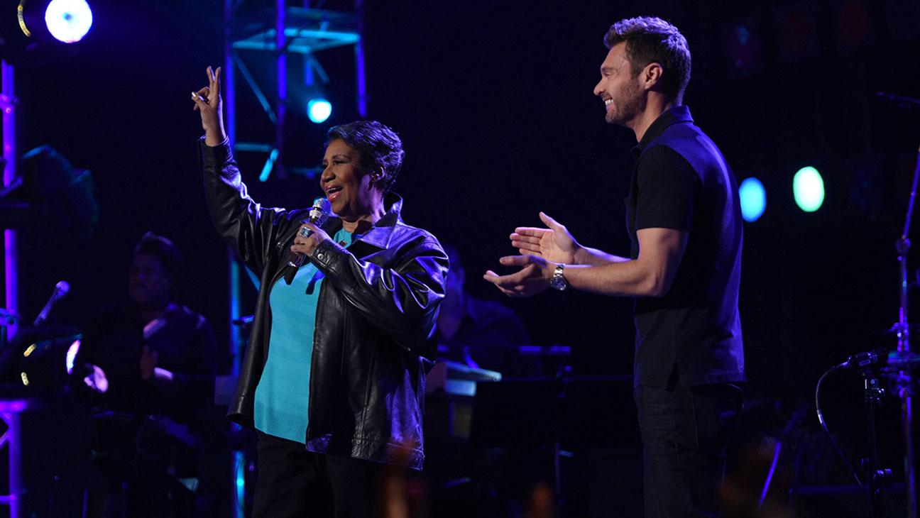 Aretha Franklin American Idol Motown Week 2 - H 2015