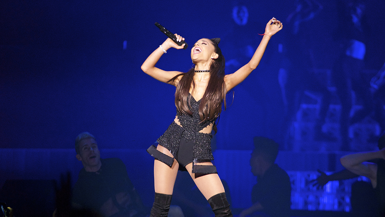 Ariana Grande Honeymoon Tour MSG H 2015