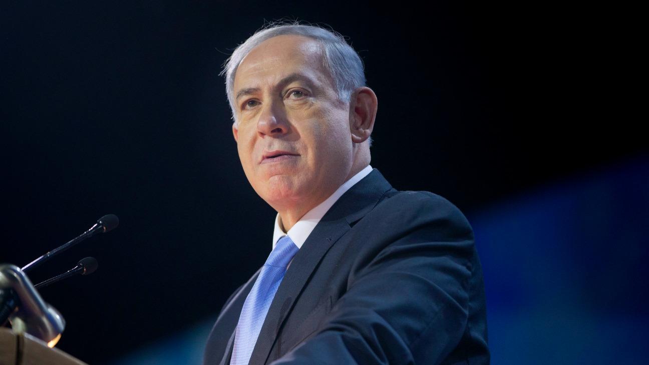 Benjamin Netanyahu - H - 2015