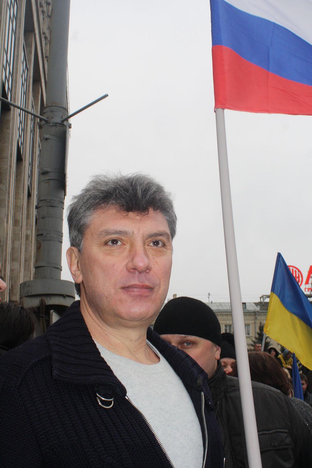 BORIS NEMTSOV - H 2015