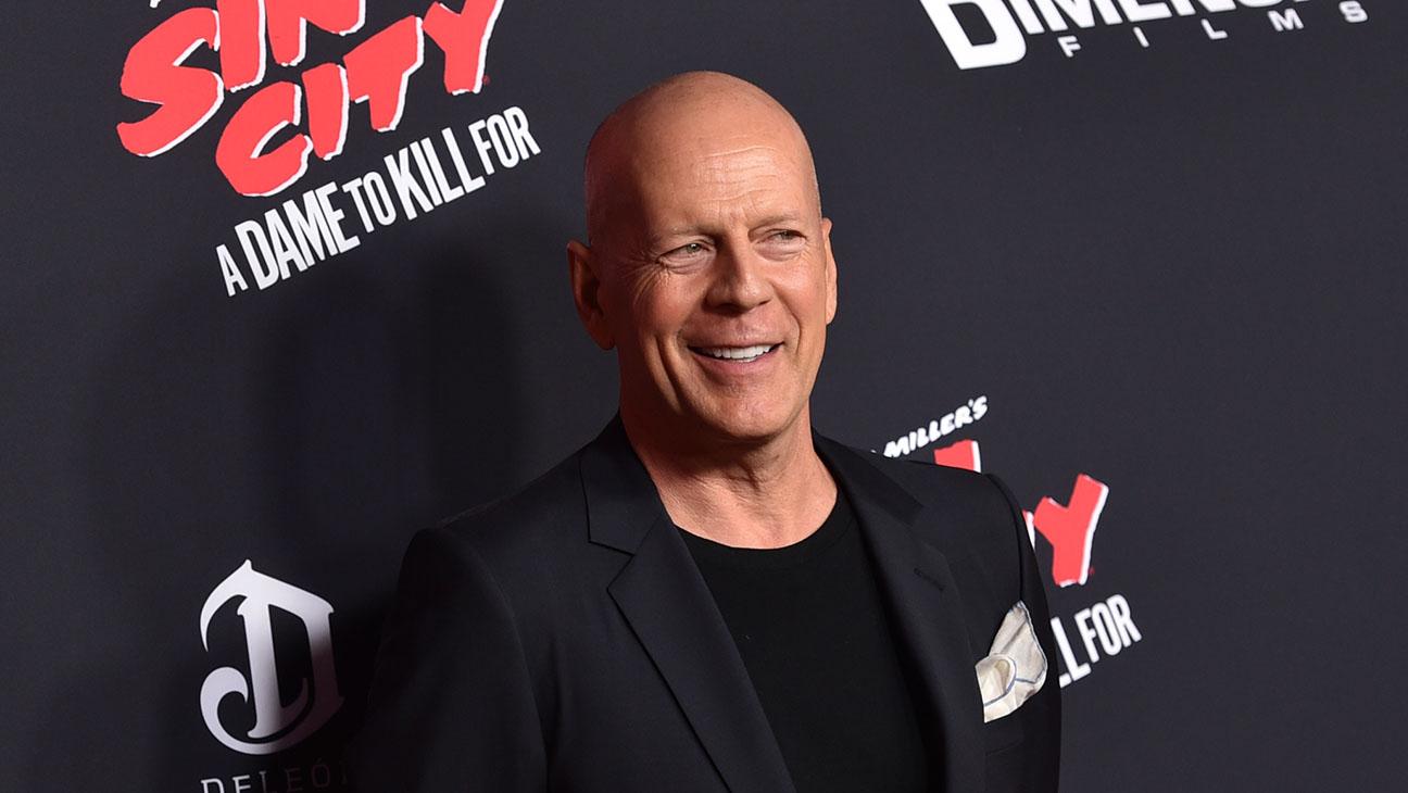 Bruce Willis - H 2015