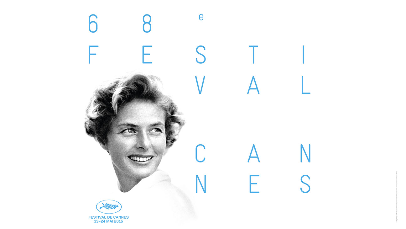 Cannes Film Festival 2015 Official Poster - H 2015