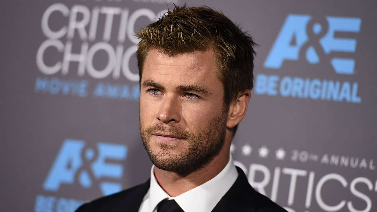 Chris Hemsworth - H 2015