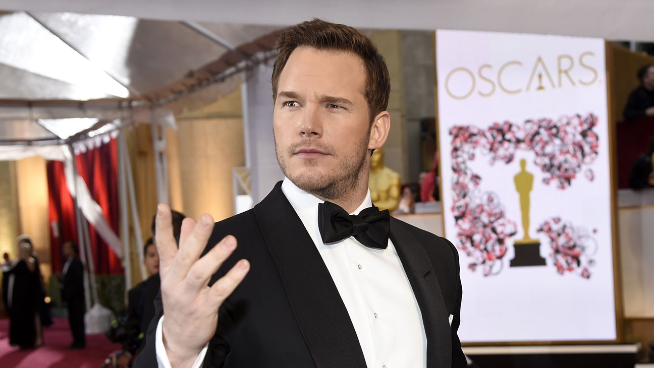Chris Pratt - H 2015