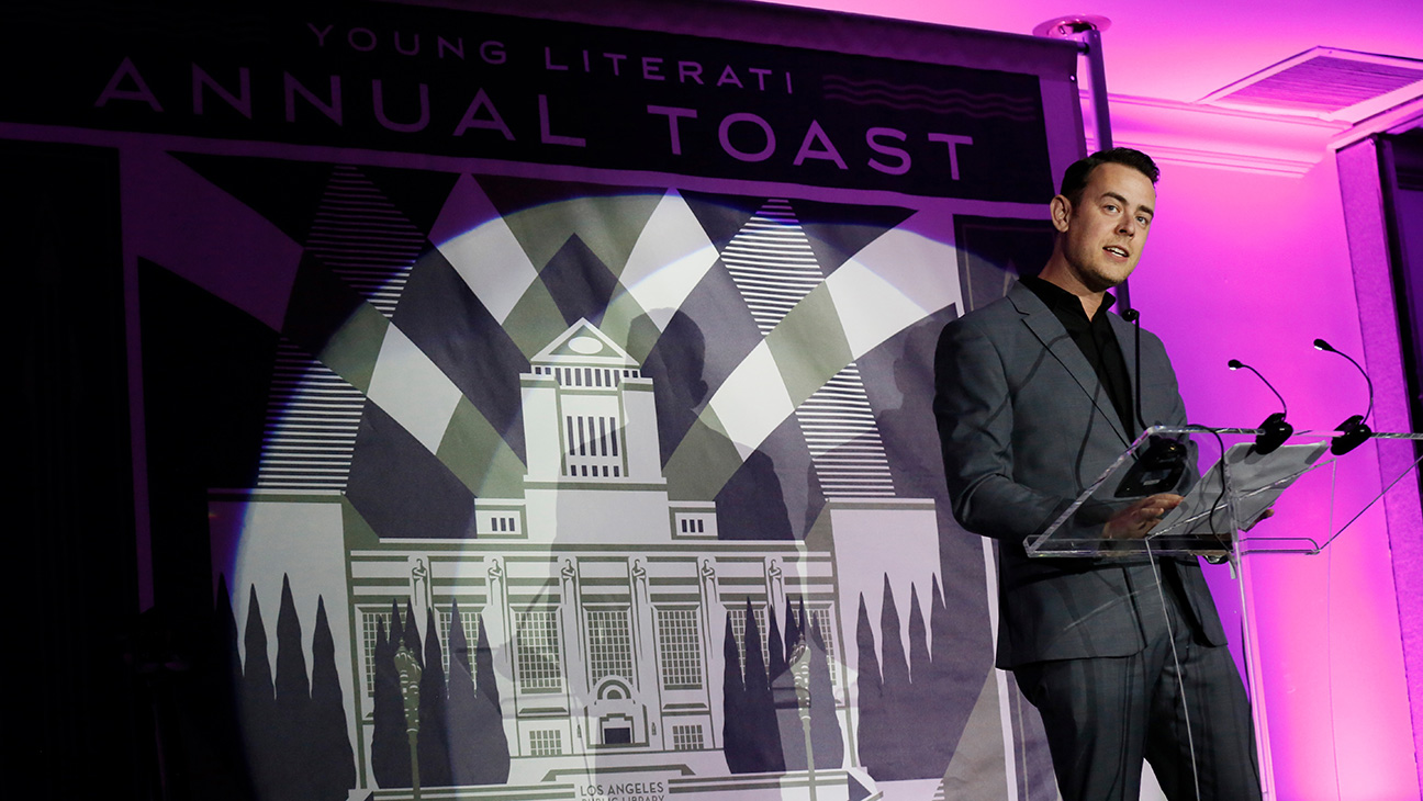 Colin Hanks Young Literati - H 2015