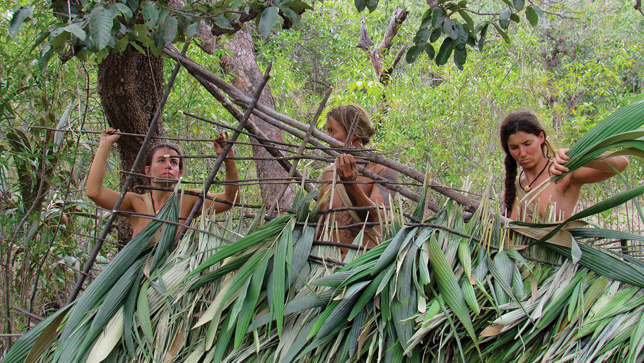 Discovery Orders Naked and Afraid Spinoff - H 2015