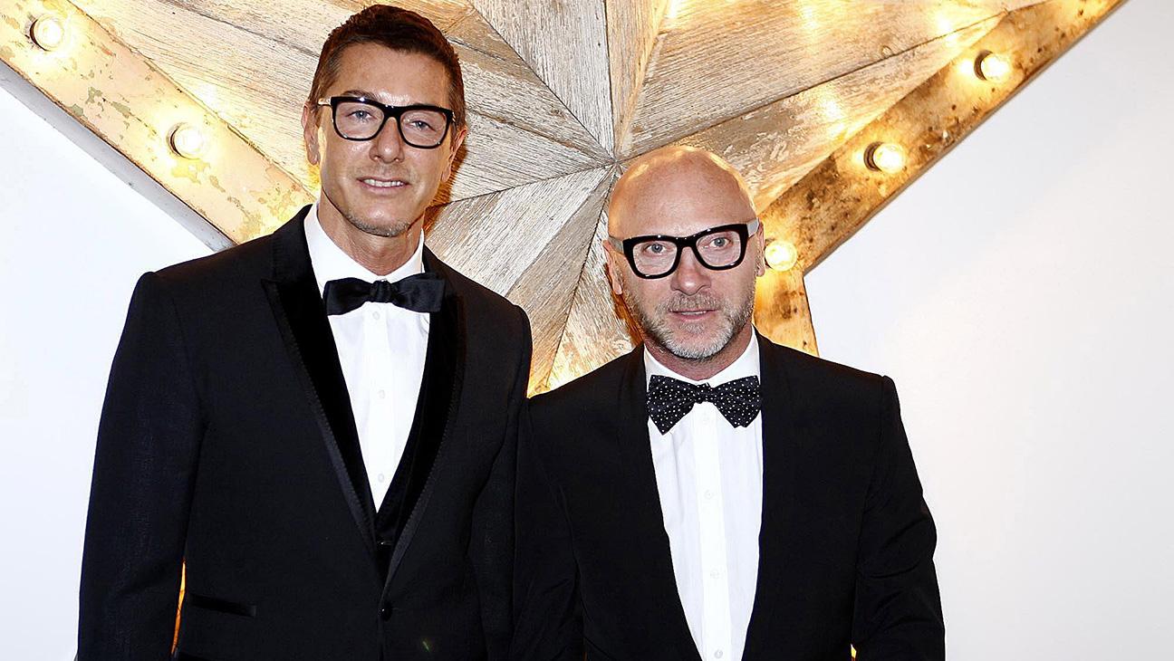 Domenico Dolce and Stefano Gabbana - H 2015
