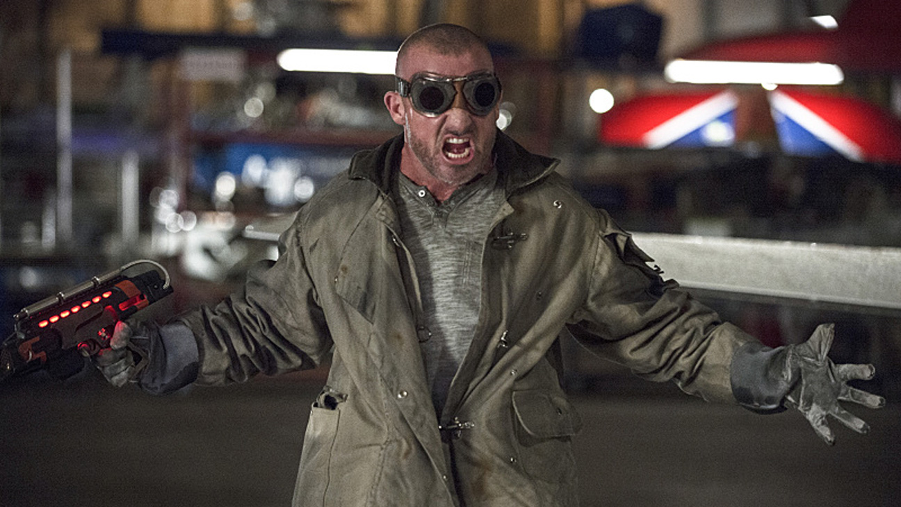 Dominic Purcell in The Flash - H 2015