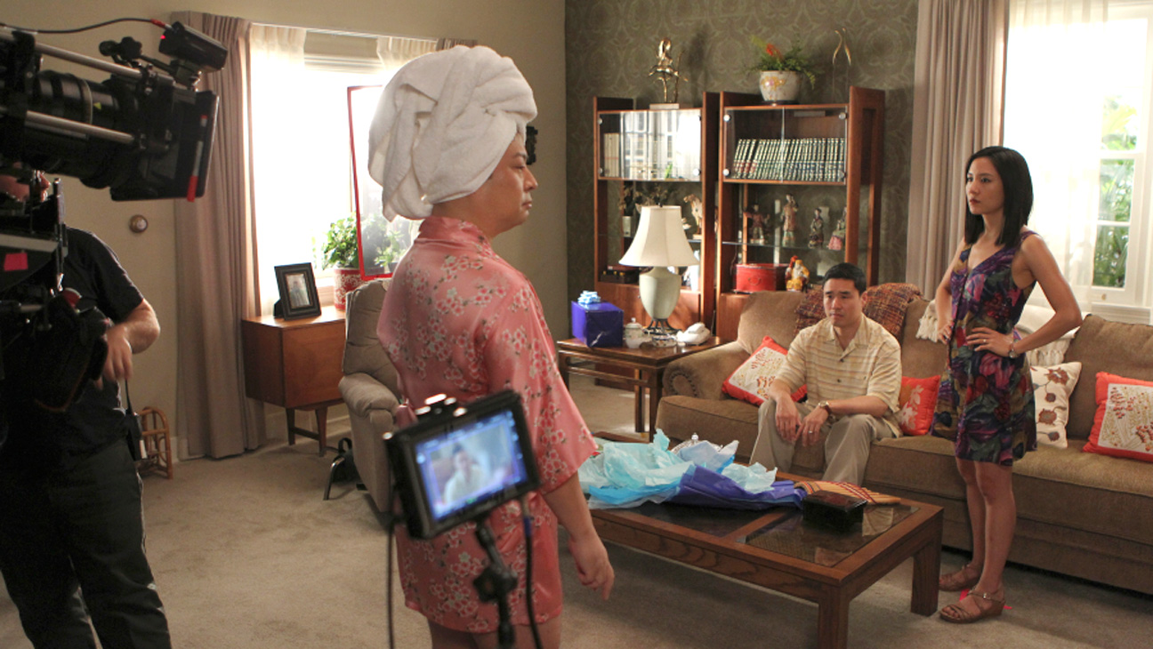 Fresh Off The Boat BTS - H 2015
